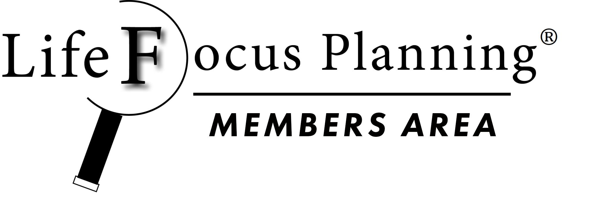 Life Focus Planning